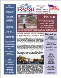 Norcross News Letter